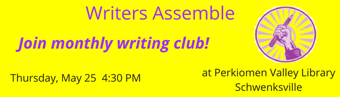 Writers Assemble at Perkiomen Valley Library