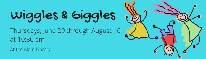 Wiggles & Giggles at the Main Library