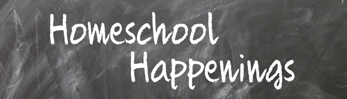 Homeschool Happenings - Tuesdays in March @ 2:30-4:00 pm - PREREGISTER