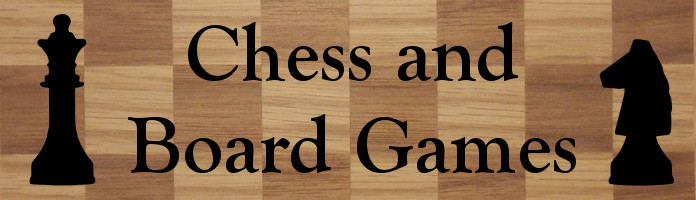 Chess and Board Games - Mondays in May @ 4:15 pm - PREREGISTER