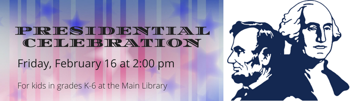 Presidential Celebration at the Main Library
