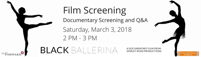 Documentary Screening and Q & A at the Main Library