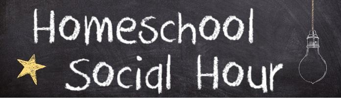 Homeschool Social Hour - Tues., Nov. 6, 13, & 20 @ 2:30-4:00 pm - PREREGISTER