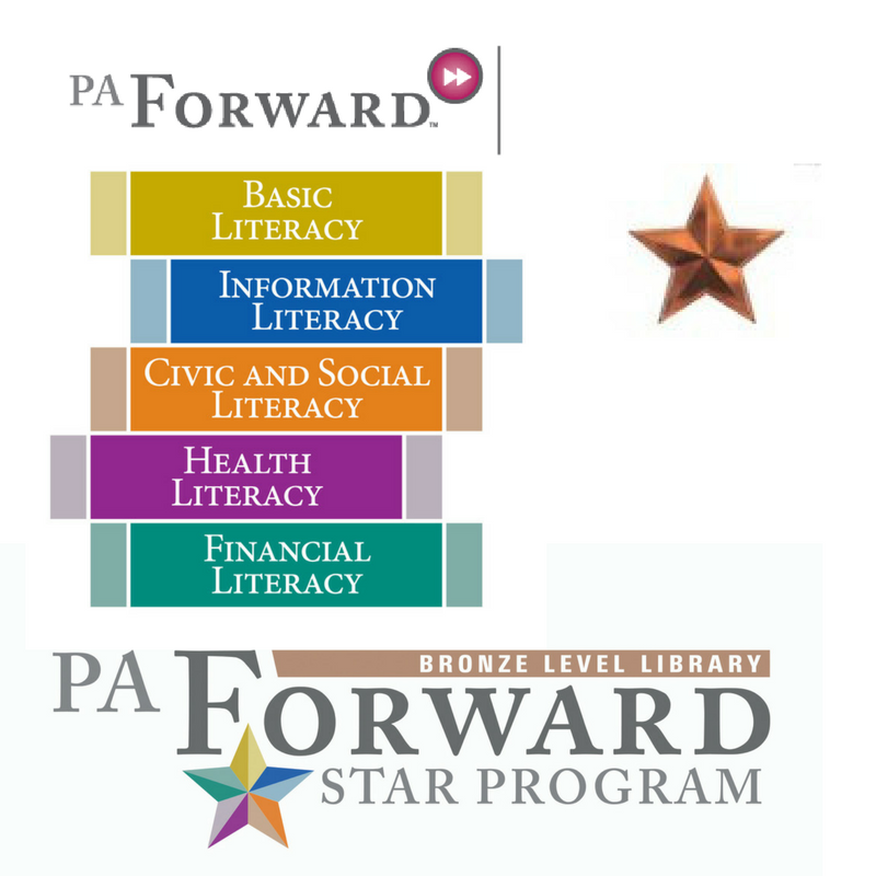 PA Forward Star Program - Bronze Level Library