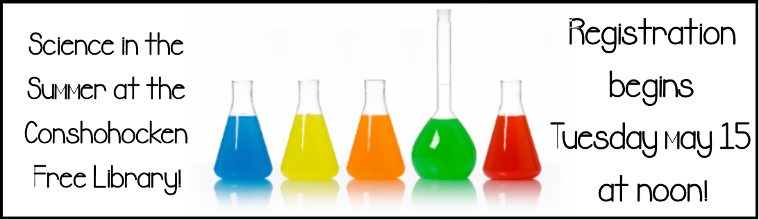 SCIENCE IN THE SUMMER REGISTRATION
