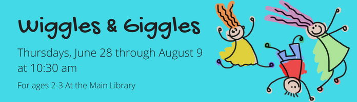 Wiggles and Giggles at the Main Library
