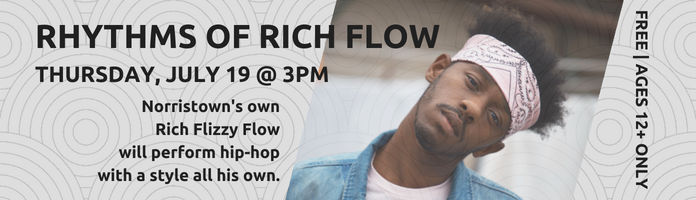 Rhythms of Rich Flow at the Main Library