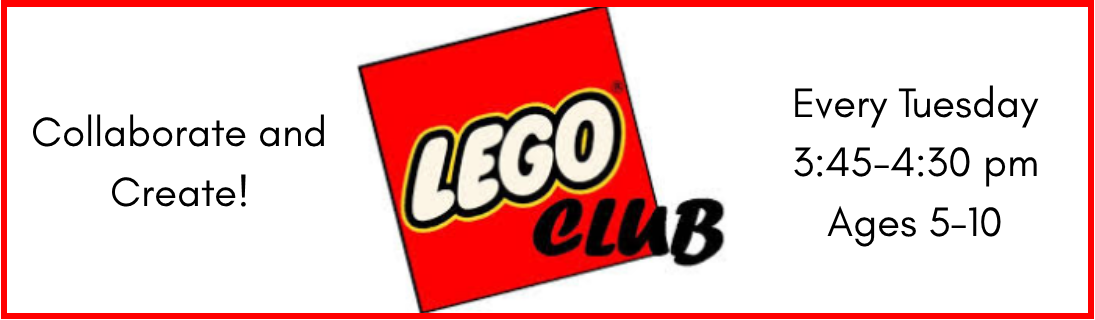 LEGO CLUB at the Conshohocken Free Library