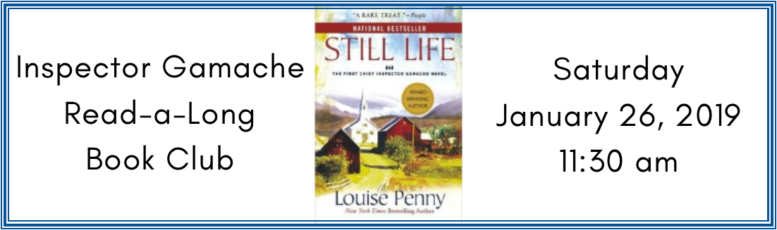 READ-A-LONG BOOK CLUB at the Conshohocken Free Library