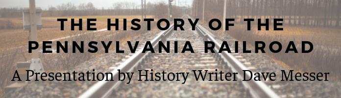 PA Railroad History Presentation at the Royersford Library