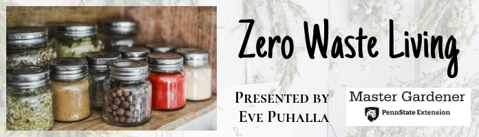 Zero Waste Living Workshop at the Royersford Library