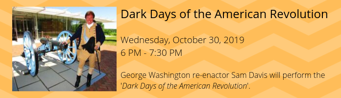 Dark Days of the American Revolution at the Main Library
