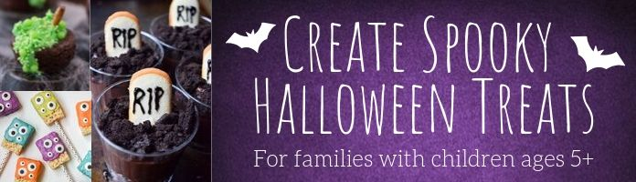 Create Spooky Halloween Treats at the Royersford Library