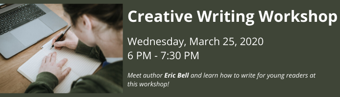 Creative Writing Workshop at the Main Library
