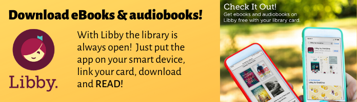 It's a great time to try digital eBooks & audiobooks!