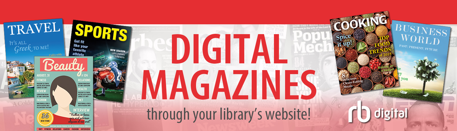 Magazines FREE on your computer or smart devices!