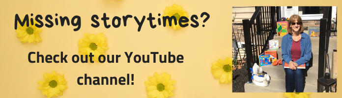 Check Out Our Children's YouTube Channel!