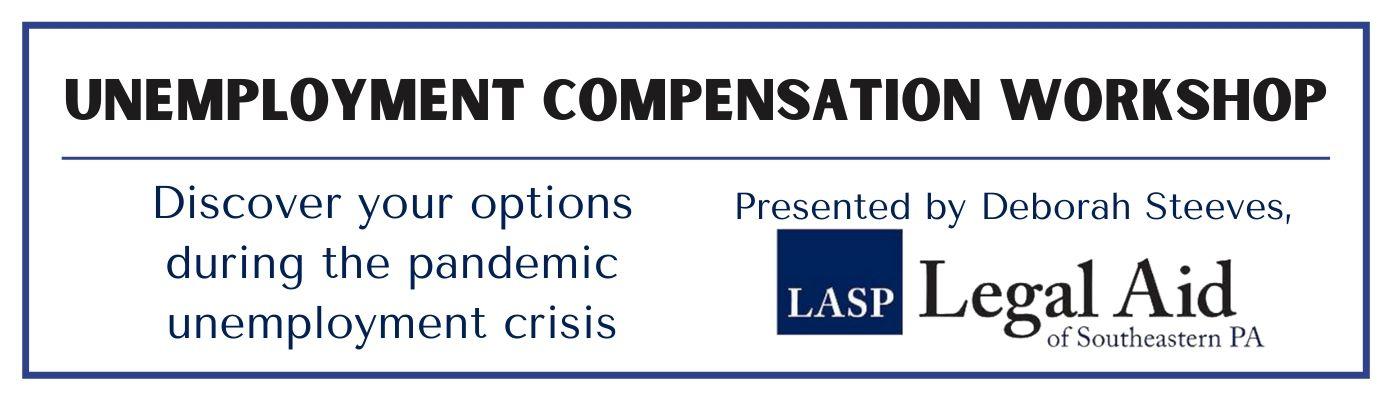 Unemployment Compensation Workshop
