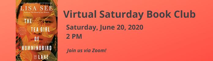 Virtual Saturday Book Club