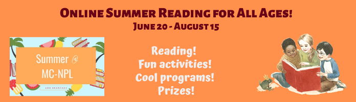 Summer Reading Program at Conshohocken Free Library!
