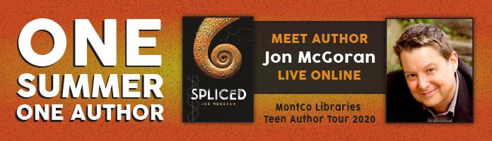 Teen Author Tour: Jon McGoran