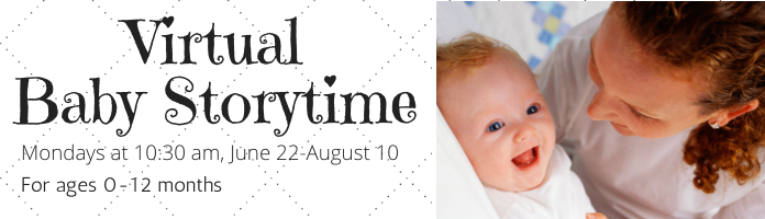 Virtual Baby Storytime