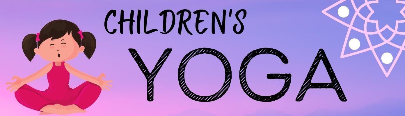 Children's Yoga, Ages 2-5