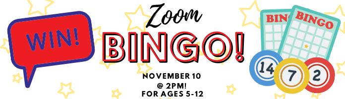 Zoom Bingo!