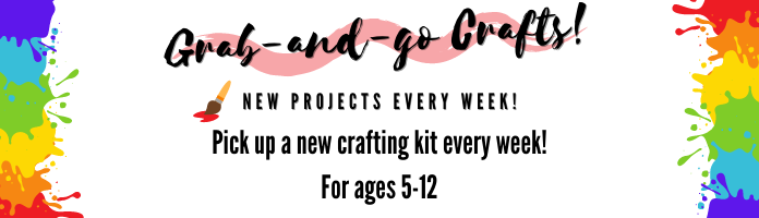 Crafts on the Go! at the Main Library