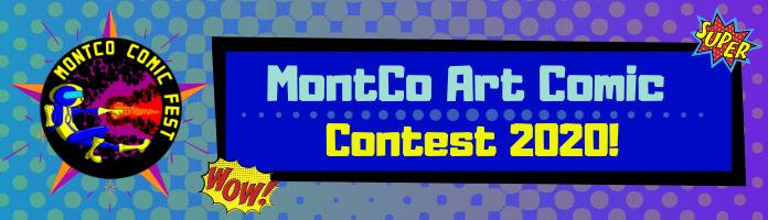 MontCo Comic Fest 2020 Comic Contest Gallery