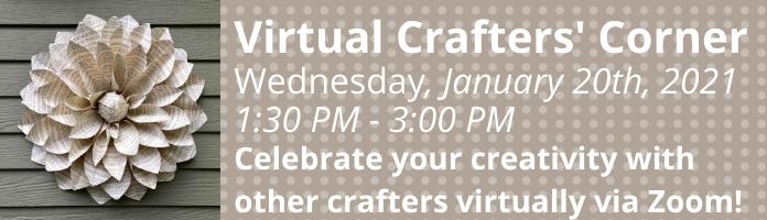 Virtual Crafters' Corner