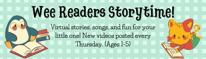 Wee Readers Storytime