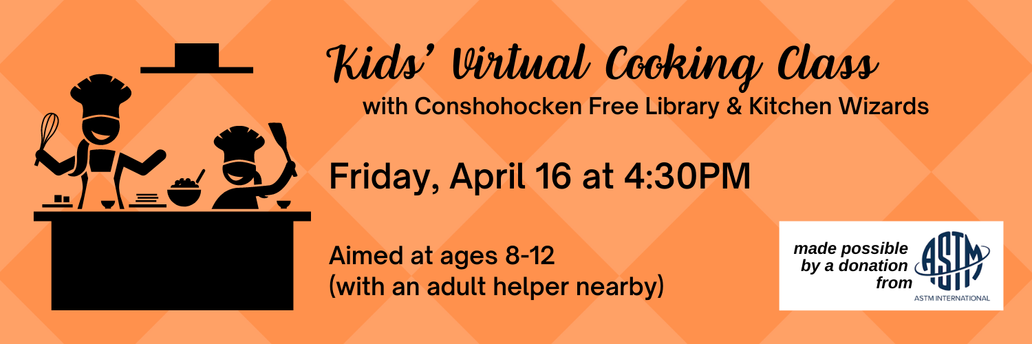 Kids' Virtual Cooking Class