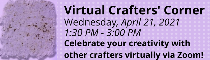 Virtual Crafters' Corner