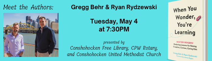 Meet the Authors: Gregg Behr & Ryan Rydzewski