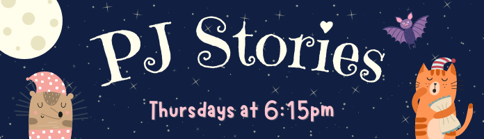 PJ Stories! starting June 23