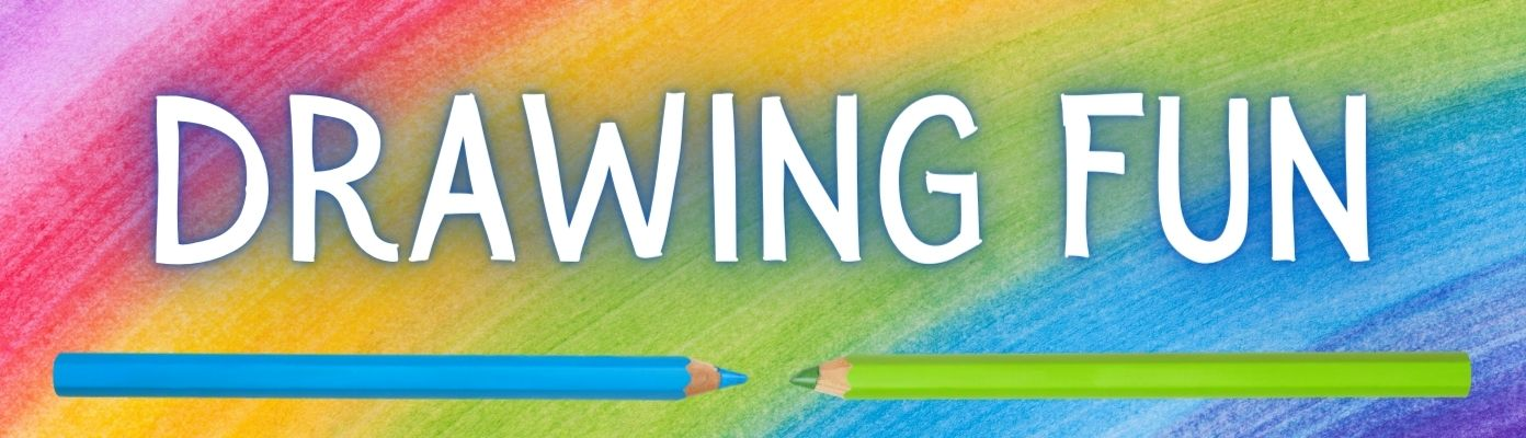 Drawing Fun for Ages 6+ (Virtual)